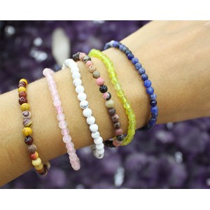 Bead Bracelet 4mm