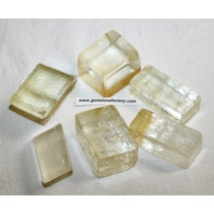 Calcite Rhombus Natural