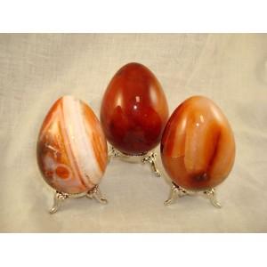 Carnelian Eggs