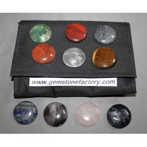 Chakra Disks 10-Piece Set with Carrier