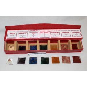 Chakra Pyramid Boxed Set