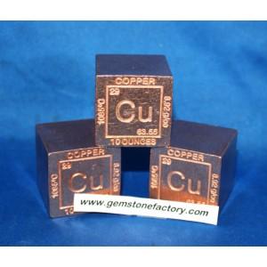 Copper Cubes