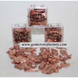 Copper Nuggets Box