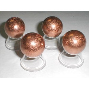 Copper Spheres 30mm
