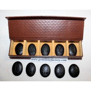 Obsidian Five Elements Set