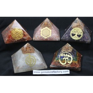Pyramid Orgonite