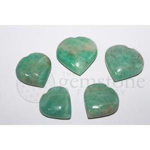 Heart Set - Amazonite
