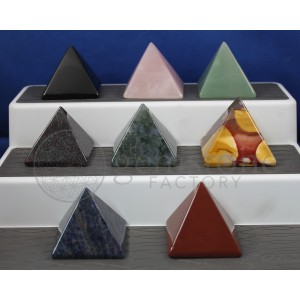 Pyramids Gemstone Assorted