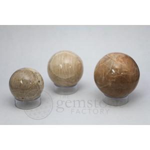 Moonstone Spheres