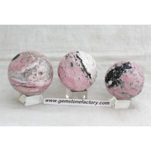 Rhodochrosite Spheres