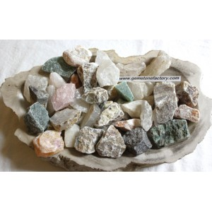 Rough Stones Mix Brazil Medium