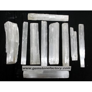 Selenite Sticks - Medium