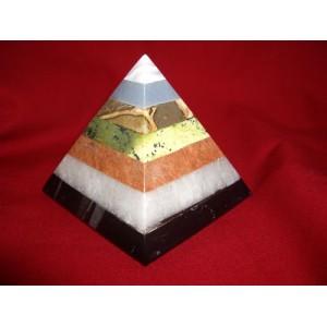 Seven Stone Pyramid