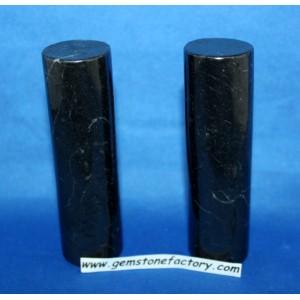 Shungite Harmonizer Cylinder Pair