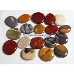 Smooth Stones: Mookaite