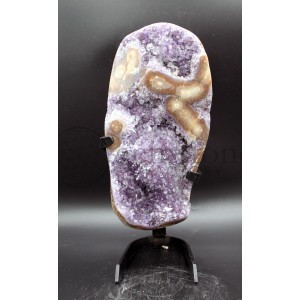 Amethyst Cluster on Stand #505