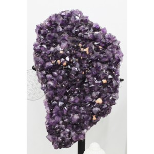 Amethyst Cluster on Stand #506