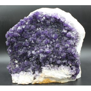 Amethyst Standing Cluster #456