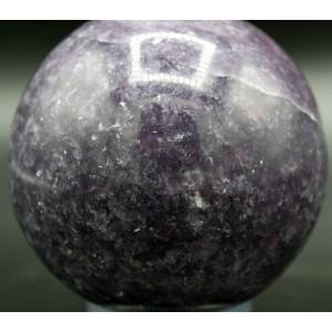 Lepidolite Sphere #602