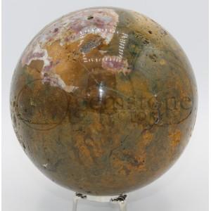 Ocean Jasper Sphere #314