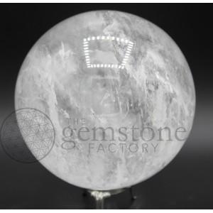 Quartz Sphere #475