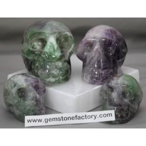 Skull Fluorite