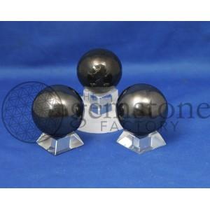 Shungite Spheres 40mm