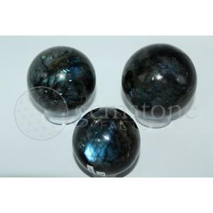 Labradorite Spheres