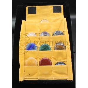 Chakra Disk Premium 10-Piece Set with Carrier