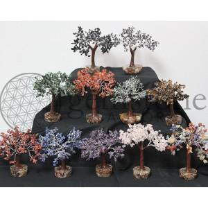 Tree Gemstone on Orgonite Base