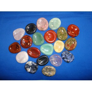 Worry Stones Assorted Large